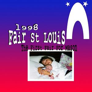 St Louis - Fair St Louis - 1998