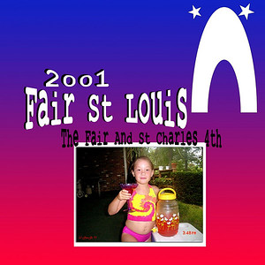 St Louis - Fair St Louis - 2001