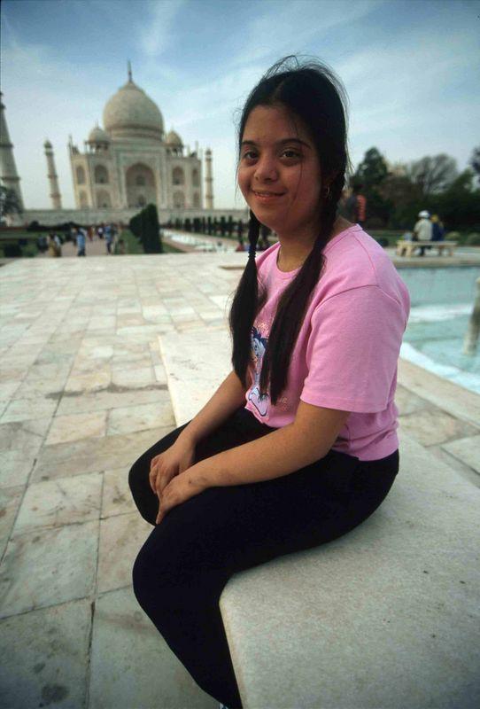 Agra - Taj Mahal - Preeti001