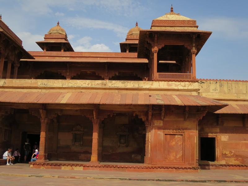 India 2014 - Fatepur Sikri 020