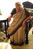 India 2014 - Jodhpur - Hari Mahel Hotel - Mommie in Our Room 019