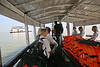 Ganges Tour - Patna - Taking Country Boat to the Varna 13