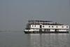 Ganges Tour - Patna - The Varuna at Anchor 1