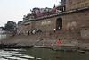 Varanasi - Evening Boat Ride on Ganges 038