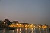 Varanasi - Evening Boat Ride on Ganges 077