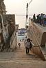 Varanasi - Morning Scenes Along Ghats 14