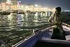 Varanasi - Evening Boat Ride on Ganges 091