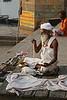 Varanasi - Morning Scenes Along Ghats 09