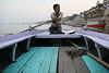 Varanasi - Evening Boat Ride on Ganges 016