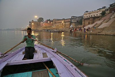 India 2016 - Varanasi
