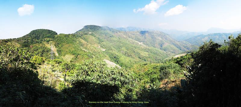 348 Homestay Village, Laos Day 9