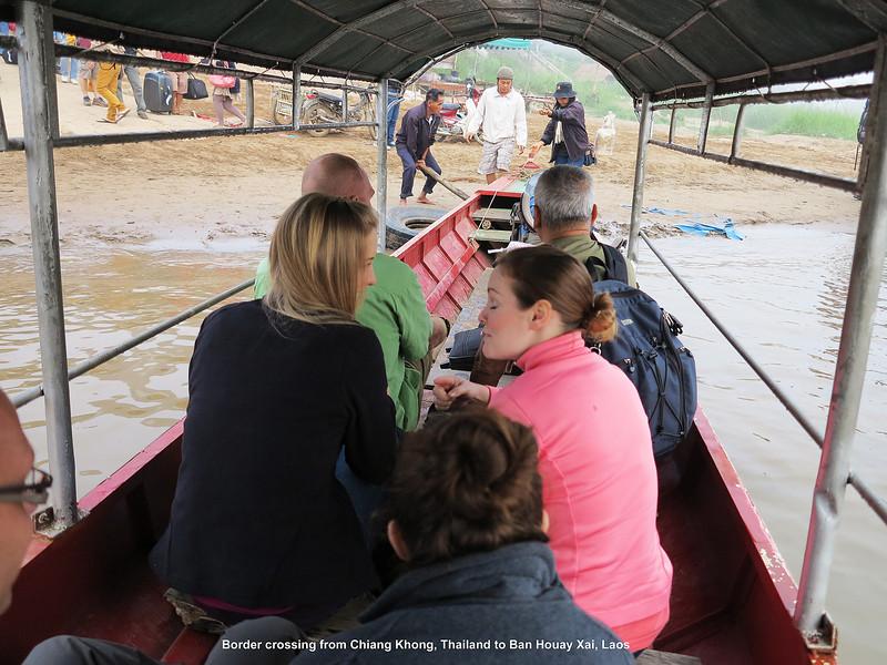 157 Thai - Lao border Day 5