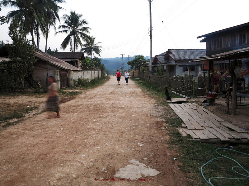 371 Homestay Village, Laos Day 9