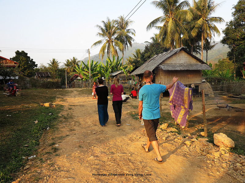 360 Homestay Village, Laos Day 9