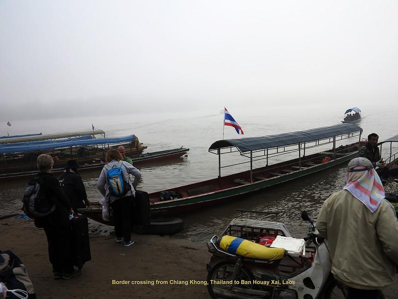 156 Thai - Lao border Day 5