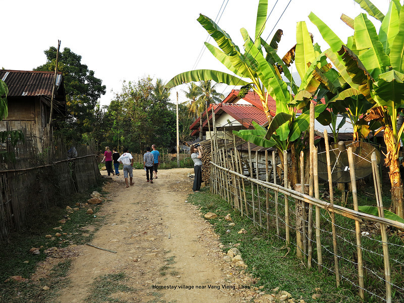 362 Homestay Village, Laos Day 9