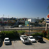 View from the hotel in Tijuana