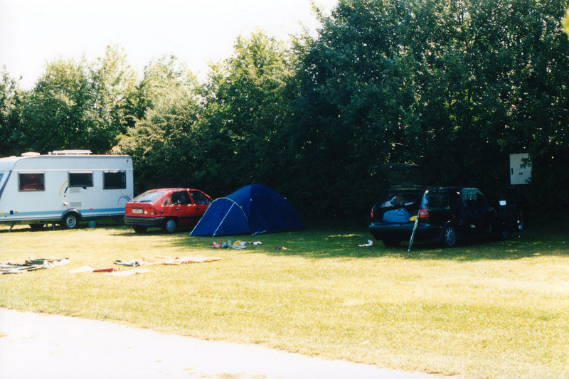 Camping in Germany