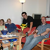 Majka, Martina (Maja's sister with baby onboard), Martin, me