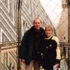 Majka and I in Wien