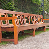 Blarney Castle bench