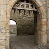Entrance to Caisleán na Cathrach