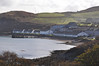Bunnahabhain bay, distillery, pier & village, Isle of Islay