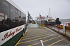 Port Ellen: Waiting to embark onto the ferry to West Loch Tarbert