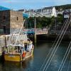 Douglas Harbour and Swing Bridge