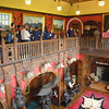 August 2006. Another interior shot of Kinloch Castle.