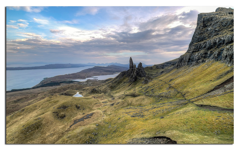 1. Old Man of Storr and the iconic (one of!) area on Isle of Skye......