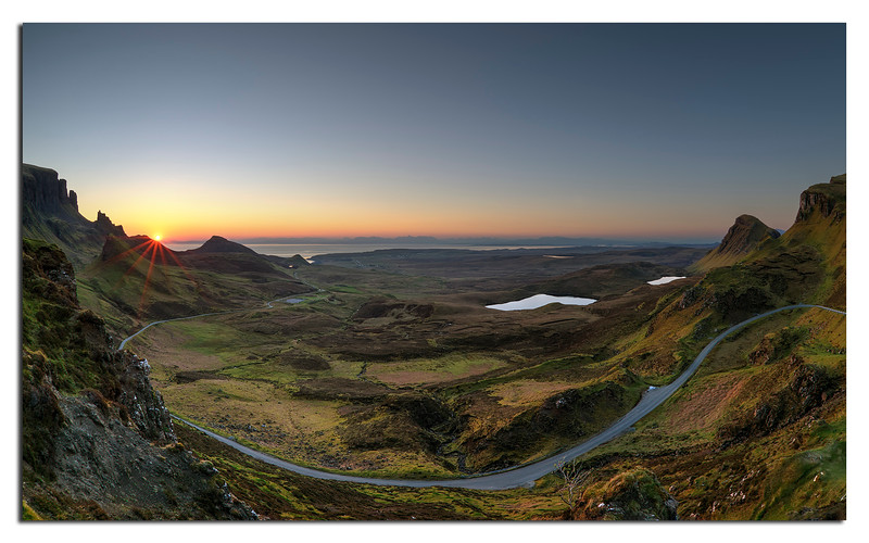 13. Another icon: The Quiraing.................