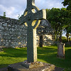 June 2010. Kildalton Cross.