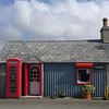 June 2012. The obligatory red telephone box photograph. Ness, Isle of Lewis.