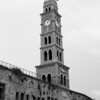 """One of the three great """"Khans"""" in Akko - this would have been a bustling market place in the 17th-18th centuries."""
