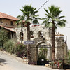 Rosh Pina in the northern Galilee. Another spectacularly attractive hillside artsy village