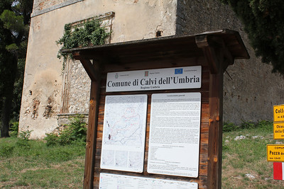 calvi dell'umbria woe 3 aug