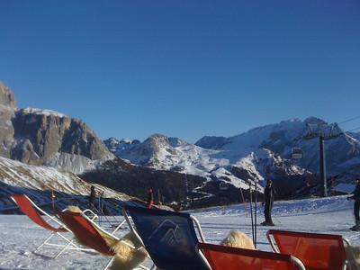 Italian Alps New Years 2012