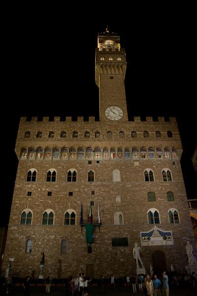 Palazzo Vecchio, Florence, Italie.