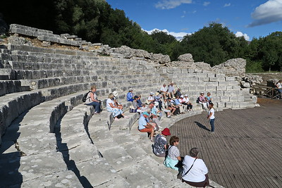 Italy 2017 Cruise - Corfu and Butrint