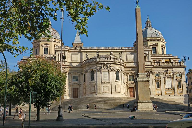 Italy - Rome - Santa Maria Maggiore Church 29
