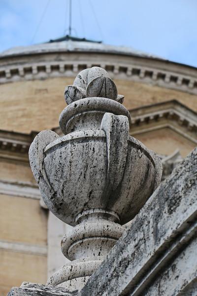 Italy - Rome - Vatican Exterior 54