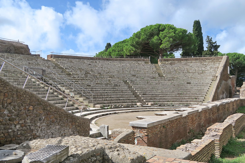 Italy - Rome - Ostia Antica 133