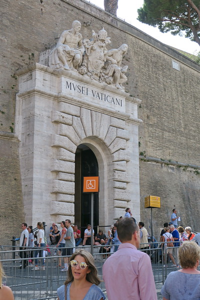 Italy - Rome - Vatican Exterior 06
