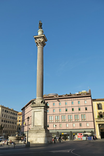 Italy - Rome - Santa Maria Maggiore Church 06