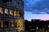 Italy - Rome - Colosseum at Dusk 8