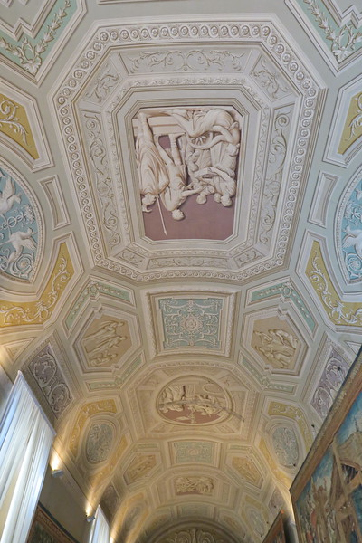 Italy - Rome - Vatican Museum 062