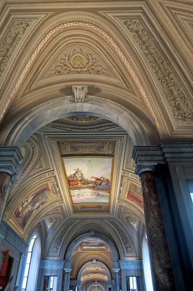 Italy - Rome - Vatican Museum 002