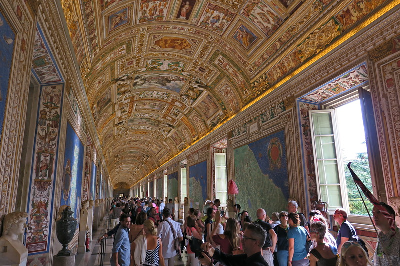 Italy - Rome - Vatican Museum 076