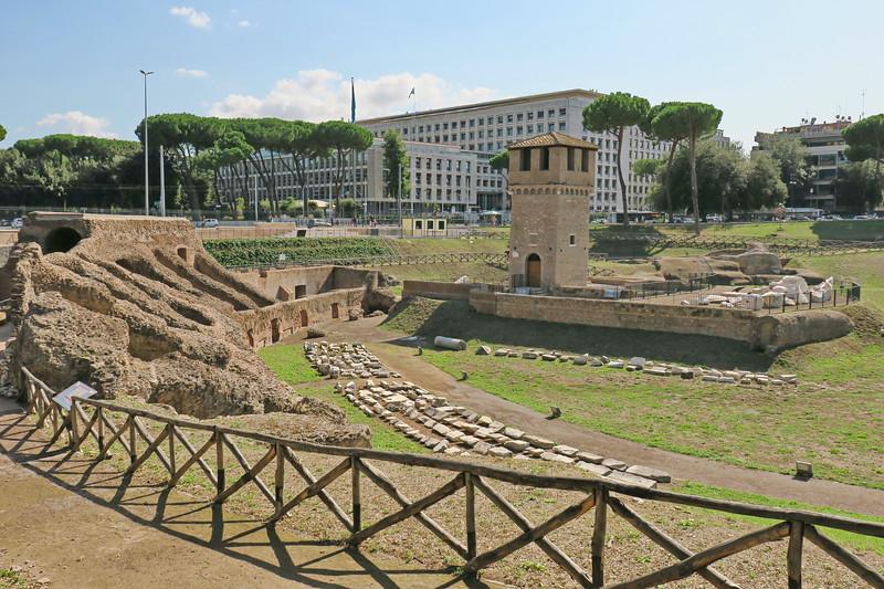 Italy - Rome - Circo Massimo 4